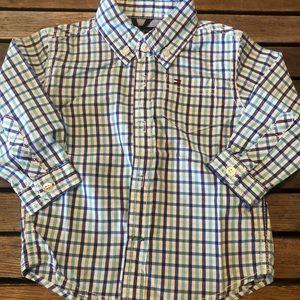 Sz 12 months button down shirt
